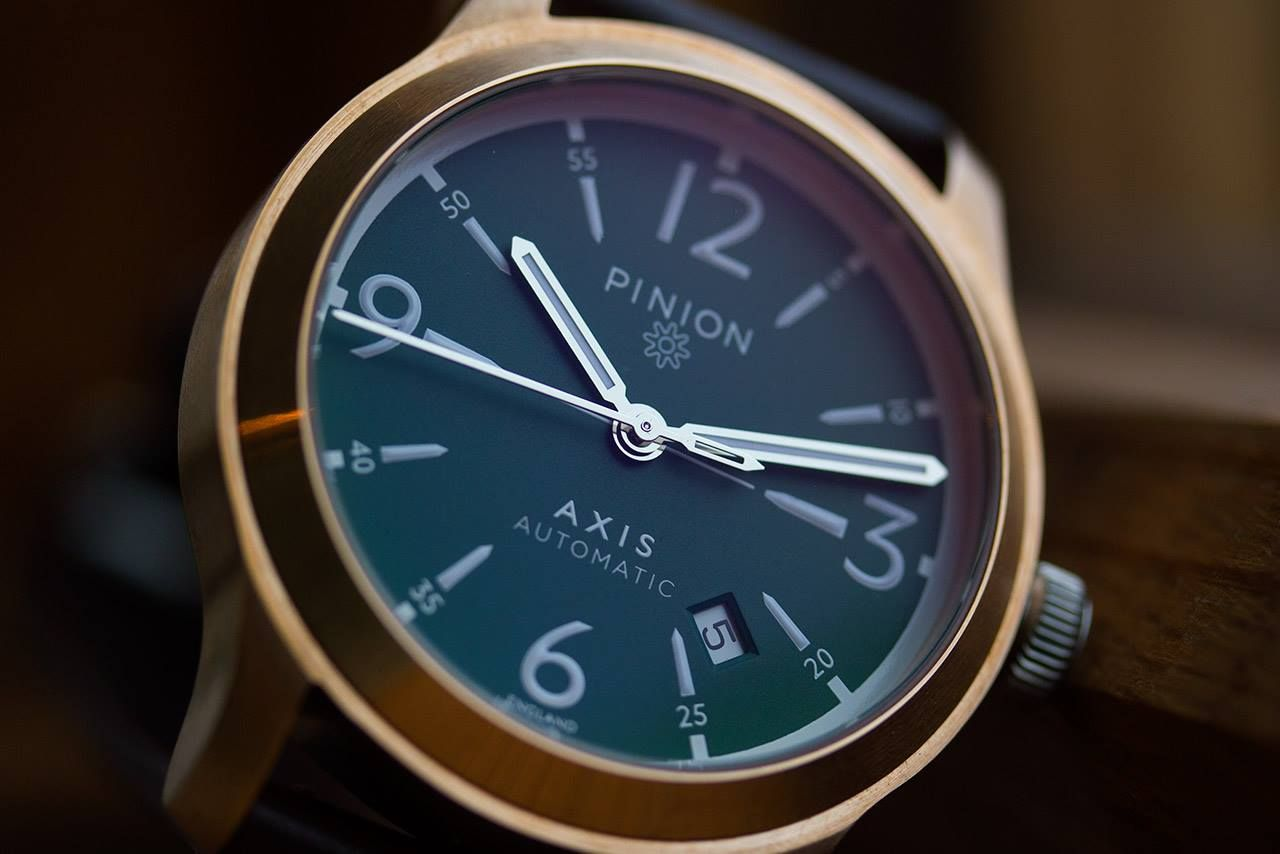 Axis Bronze watch