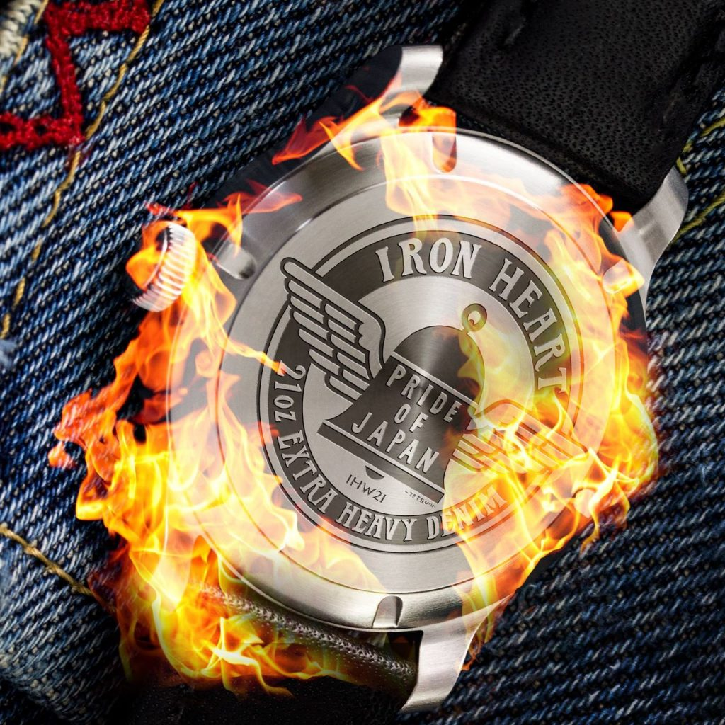 Pinion X Iron Heart Watch