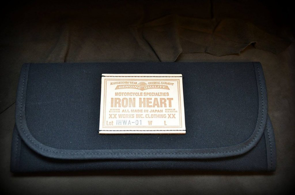 Iron Heart Watch Wallet