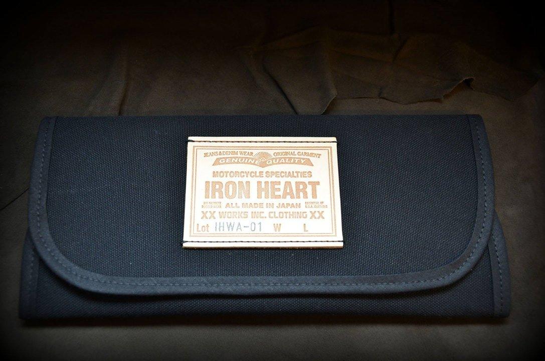 Iron Heart Watch Wallet