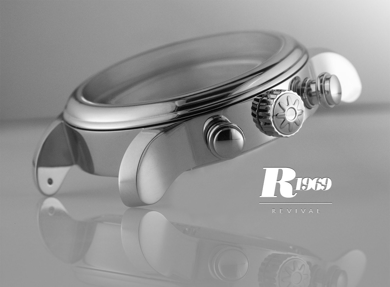Pinion R-1969 watch case