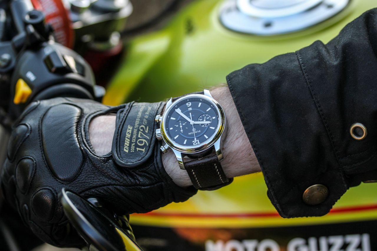 Pinion R-1969 limited edition watch