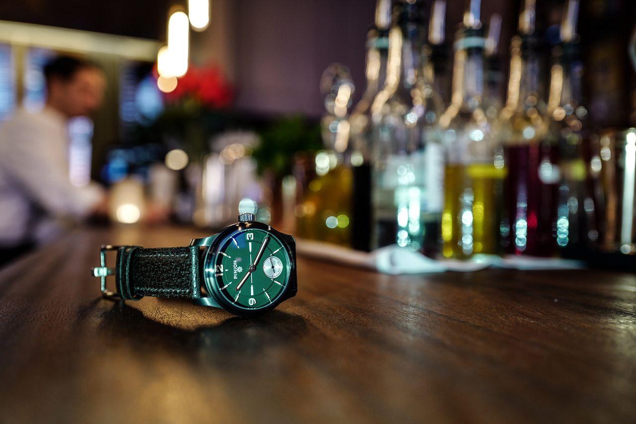 Pinion Pure GG Watch