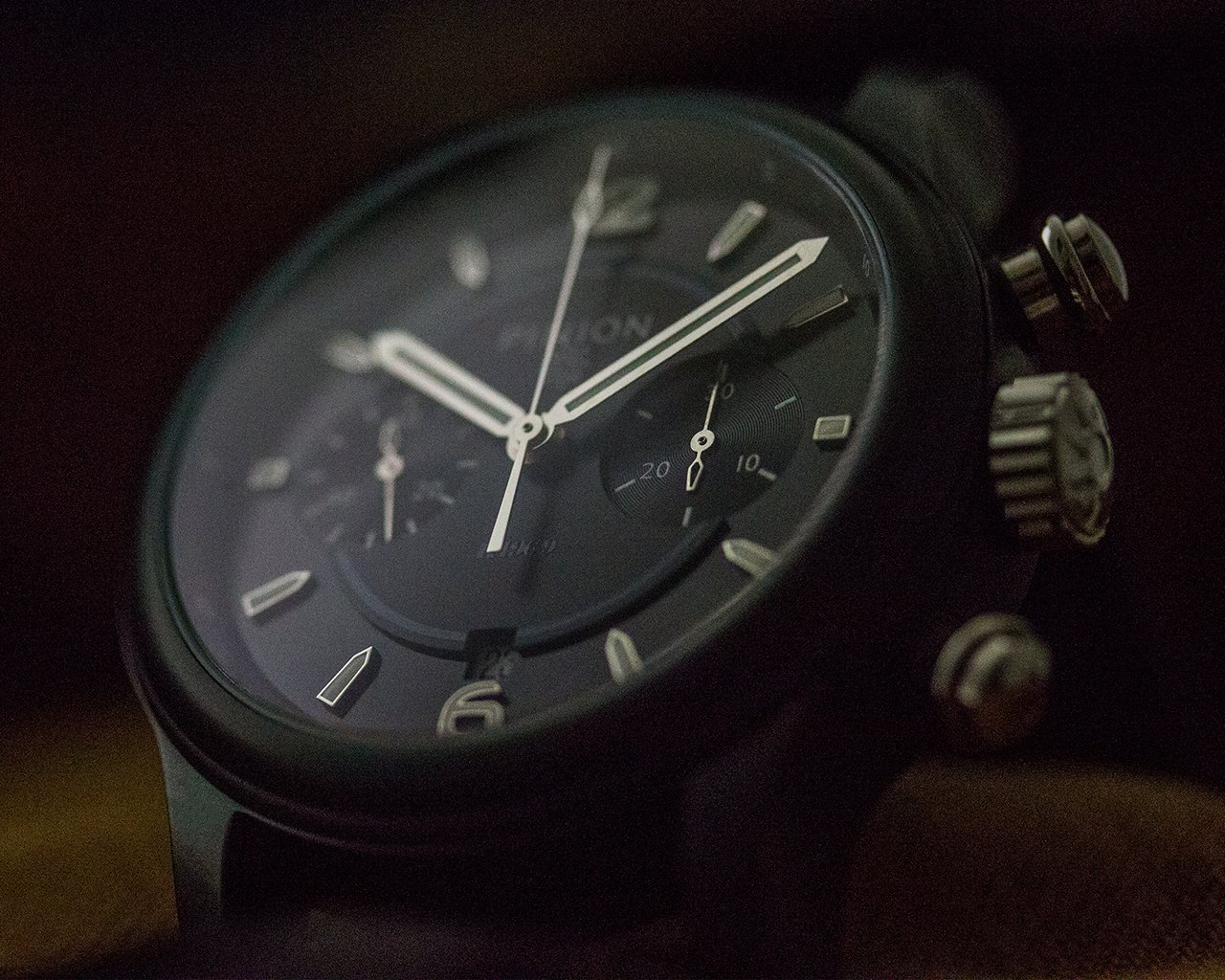 Pinion R-1969 Black watch