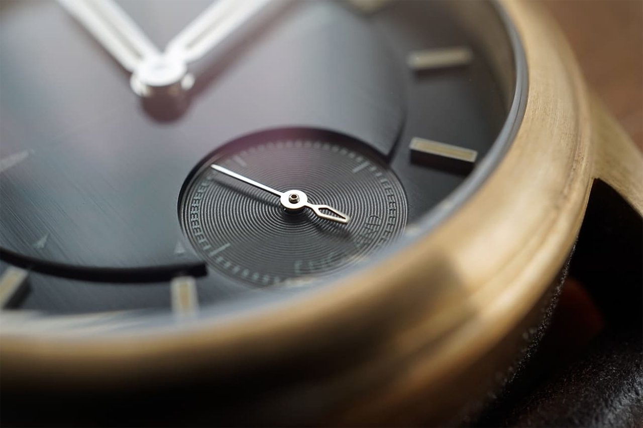 Pinion Pure bronze Fratellowatches review