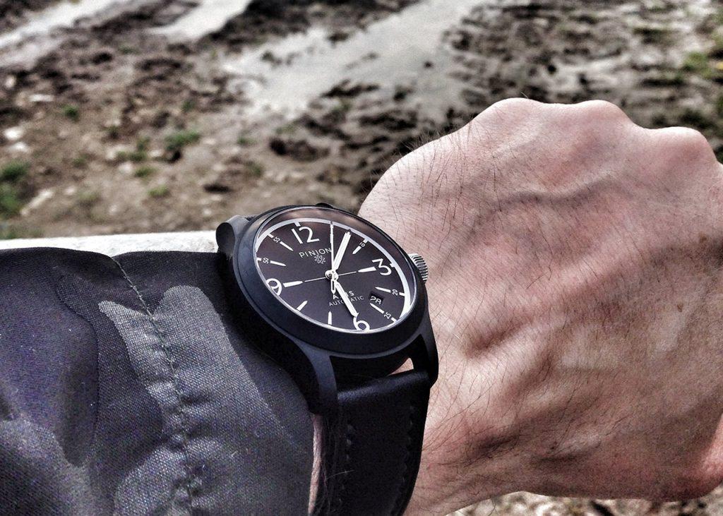 Axis II Black watch