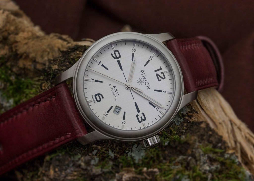 Pinion Axis II SI watch
