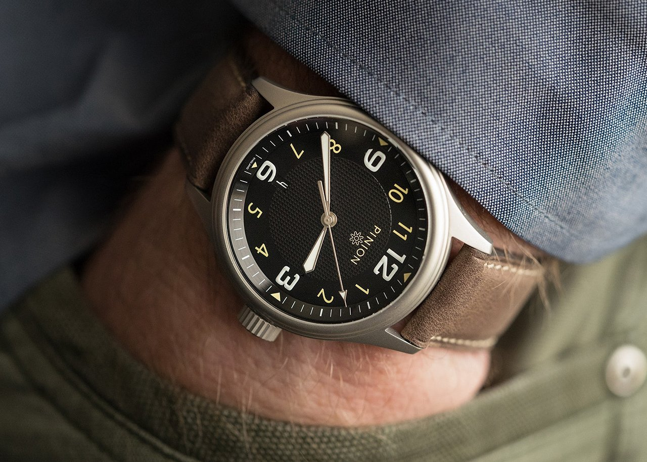 Pinion Atom reviewed by Hodinkee
