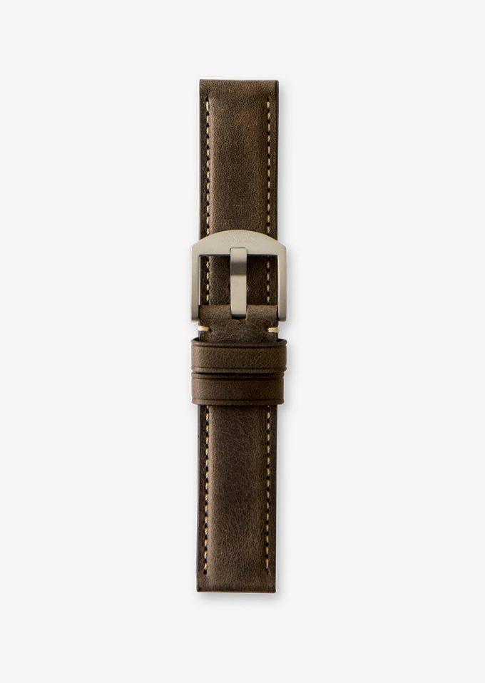 20mm nubuck watch strap