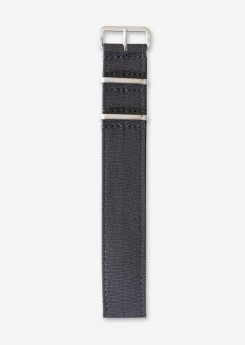 22mm canvas watch strap