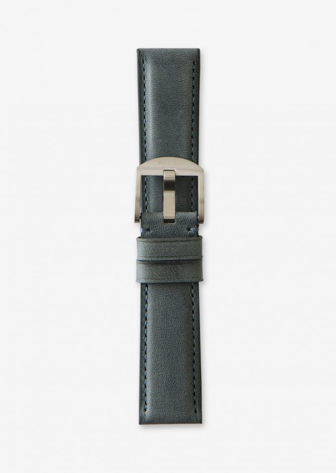22mm nubuck watch strap