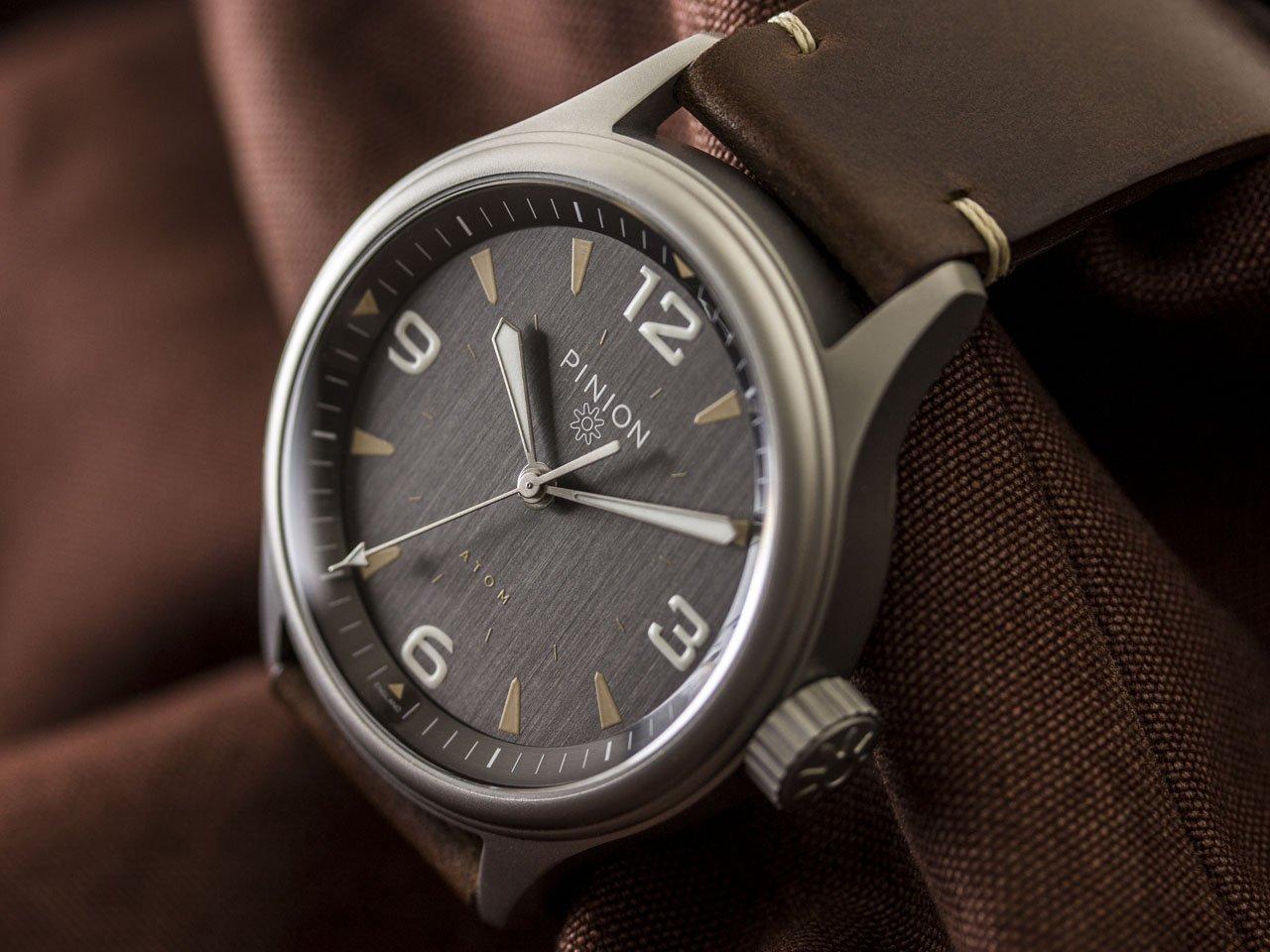 Pinion Atom ND watch