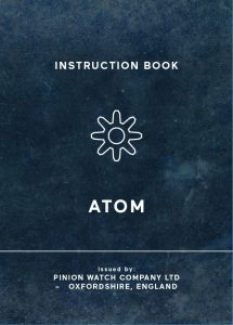 Pinion Atom manual