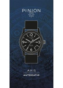 Pinion Axis Watch Manual