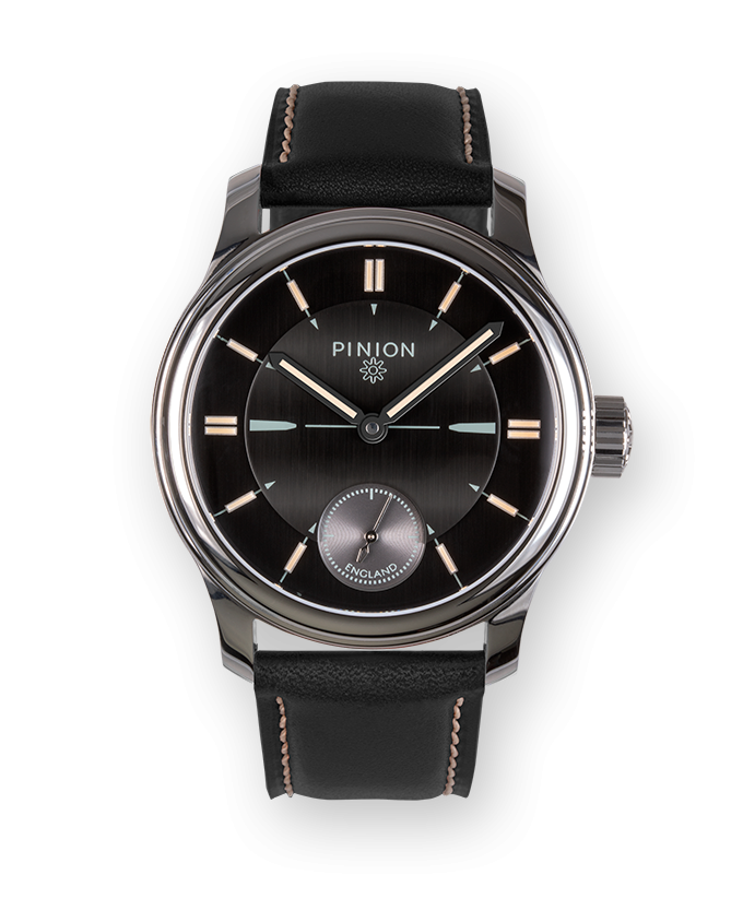 Pinion Pure Pro Steel Handwound Watch