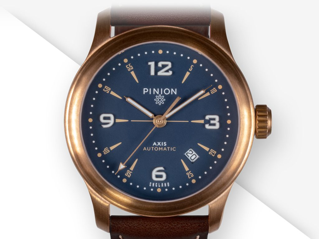 Pinion Axis II 42mm Automatic Watches