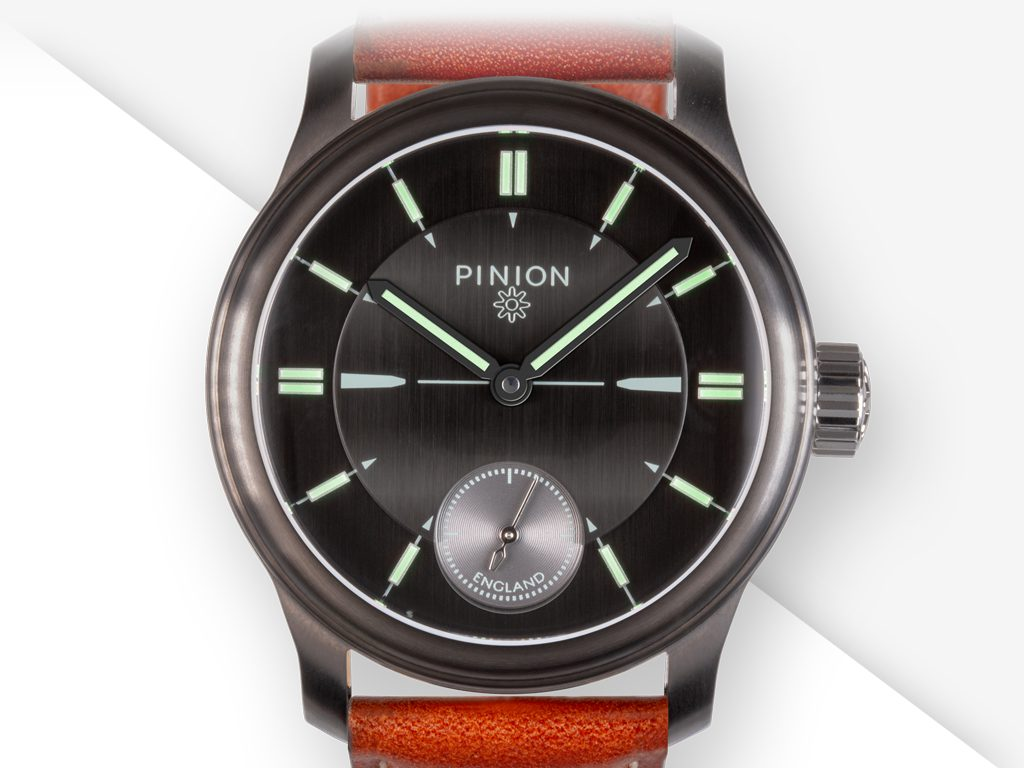 Pinion Pure Hand Wound Watches