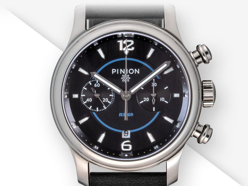 Pinion R1969 Limited Edition Chronograph Watches