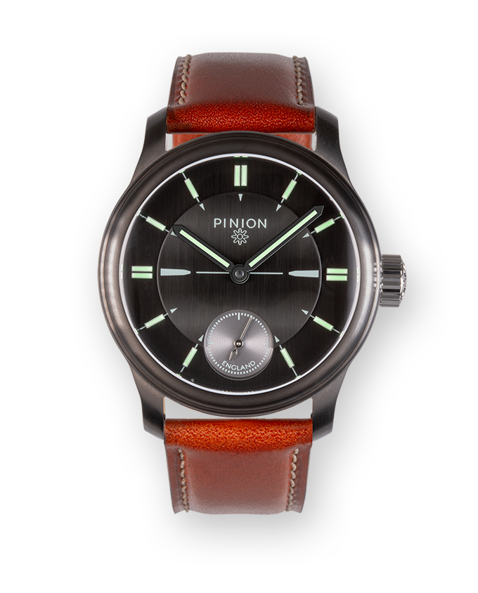 Pinion Pure GG Hand wound watch