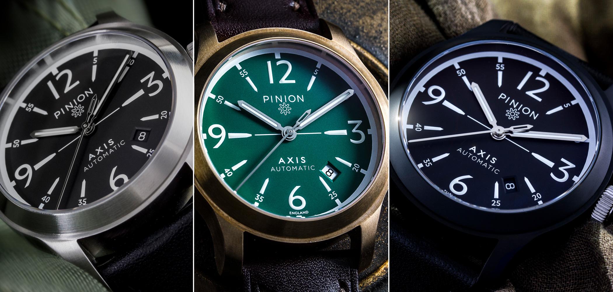 pinion-axis-collection