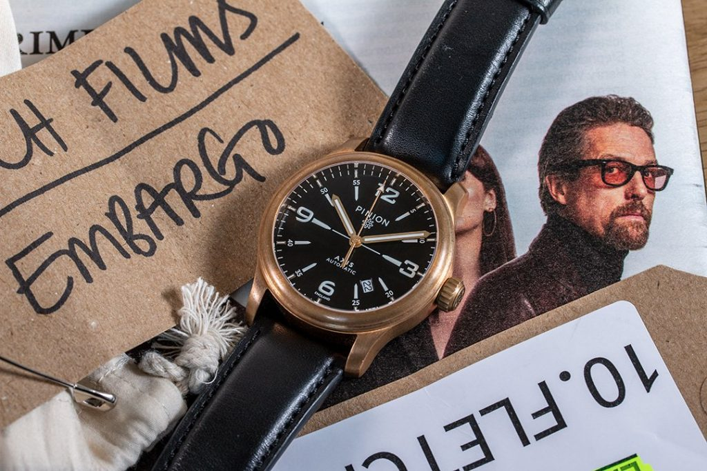 Hugh Grants watch worn in The Gentlemen Movie