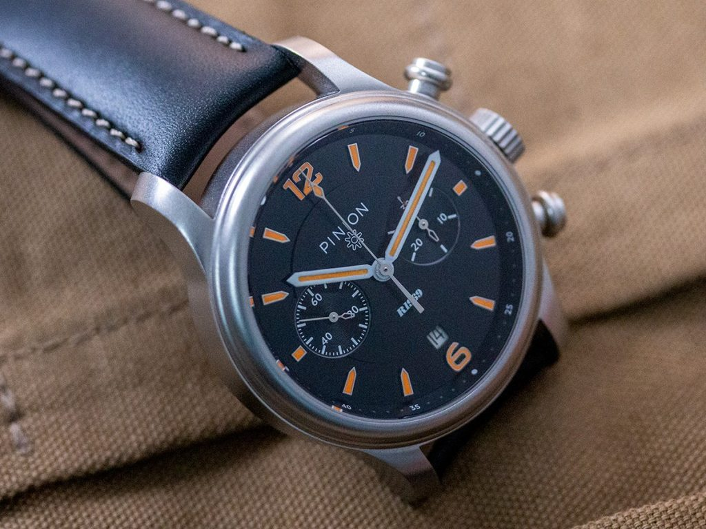 Pinion R1969 M-OR Watch
