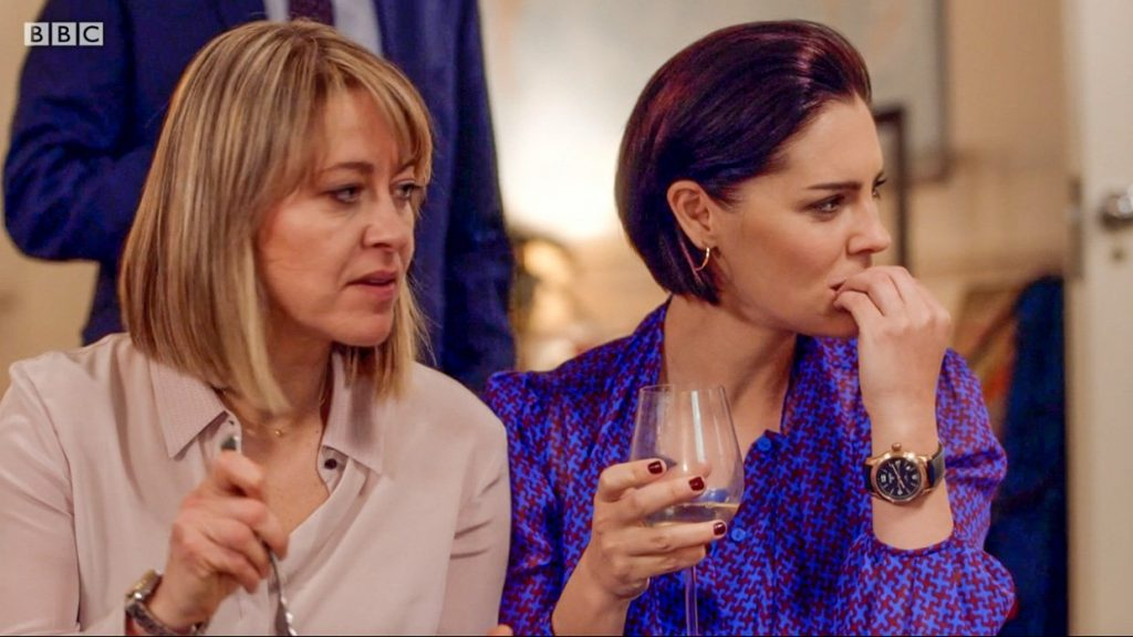 BBCs the Split Annabel Scholeys watch