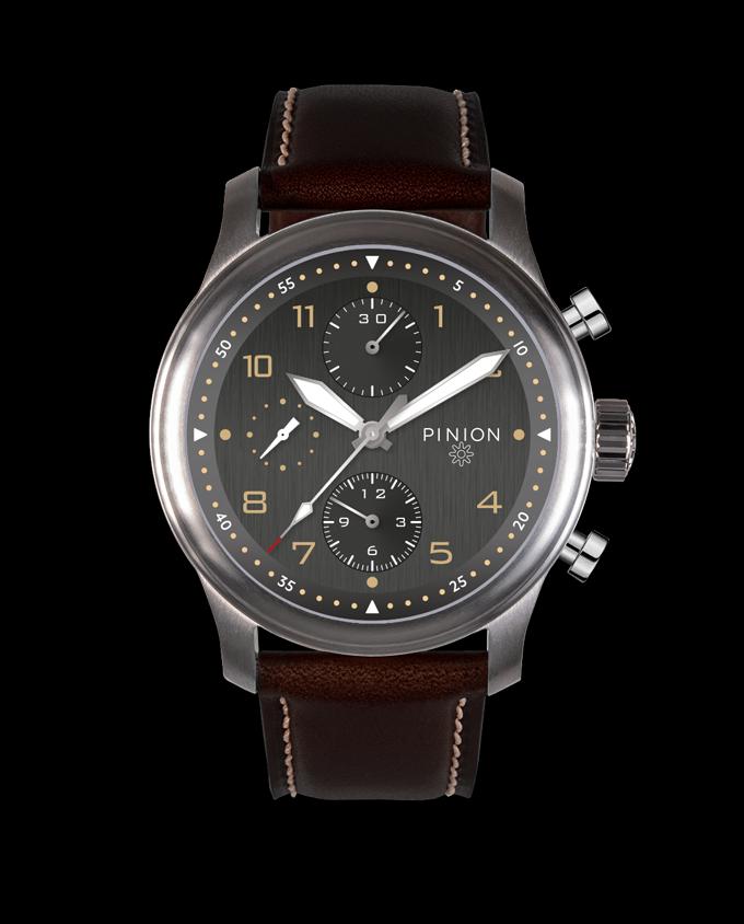 Pinion Elapse Chronograph