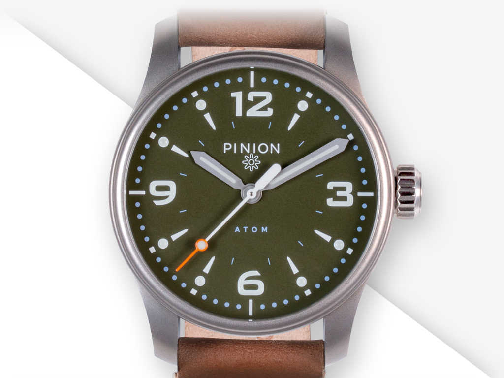 Pinion Atom Watch Collection