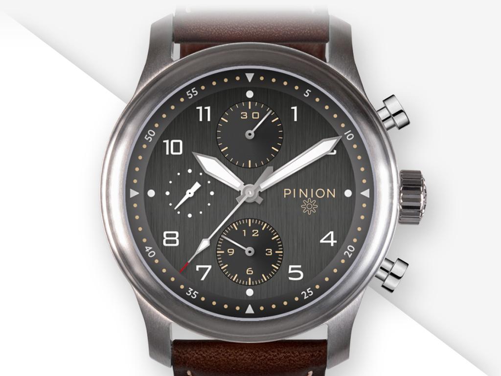 Pinion Elapse Chronograph collection