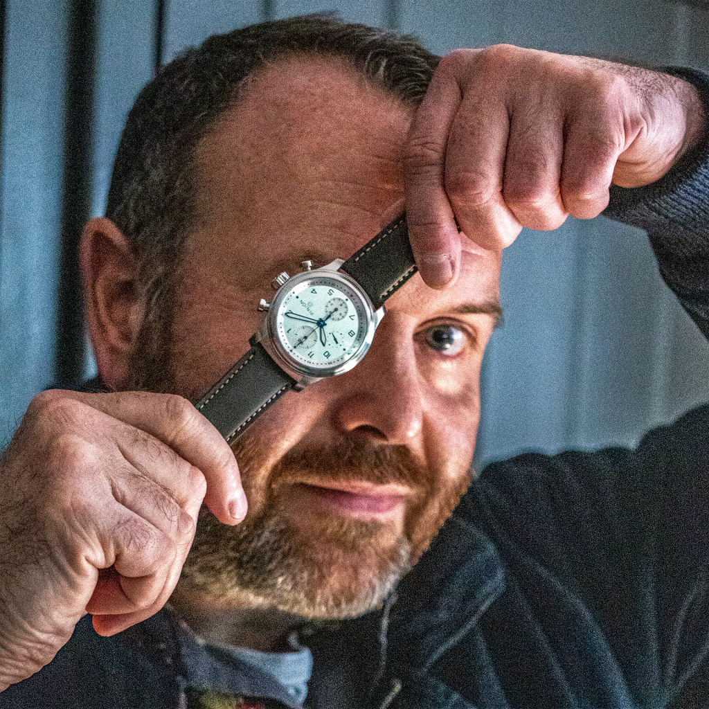 Piers Berry, Founder Pinion Watch Company